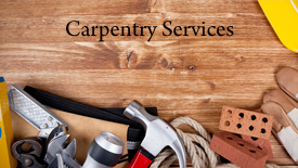 Carpentry Services for architecture - architectforyou
